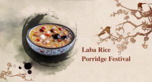 laba rice porridge